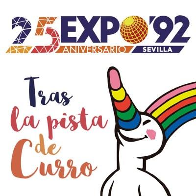 Tras la pista de Curro Gymkhana para rememorar la EXPO de 1992