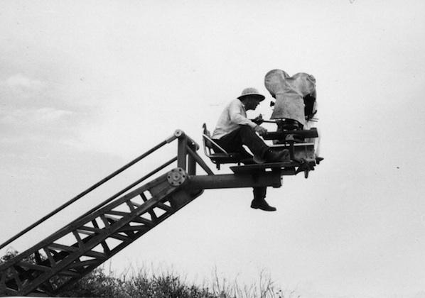 Exposición de fotos de Luis Buñuel. Retroback 2014