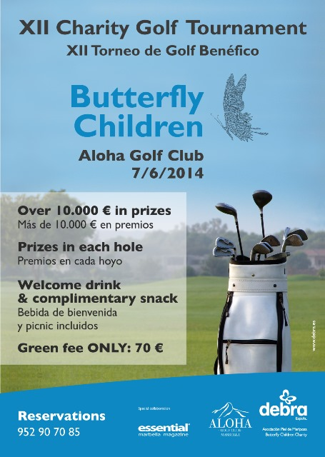 Butterfly Children Torneo de Golf