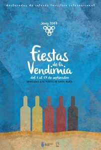 Cartel Feria Jerez