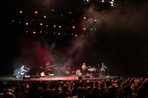 Starlite Festival 2012. Concierto de Jamie Cullum
