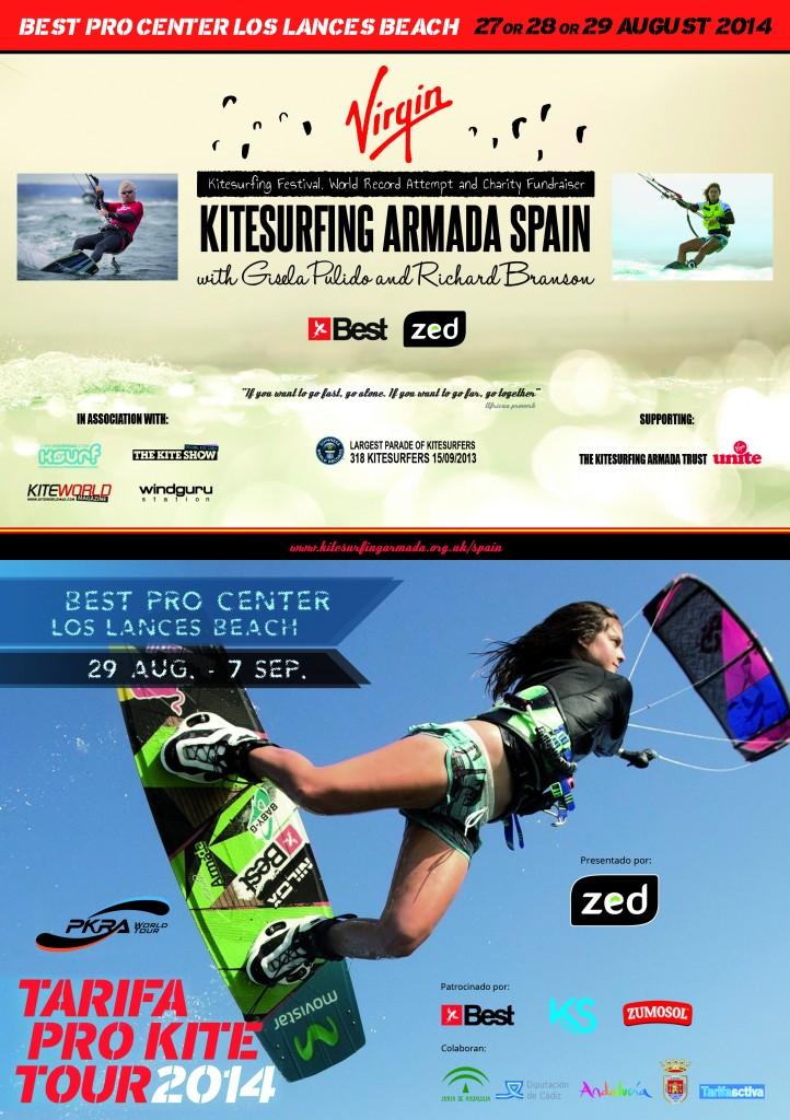 Kitesurfing_Tarifa_2014