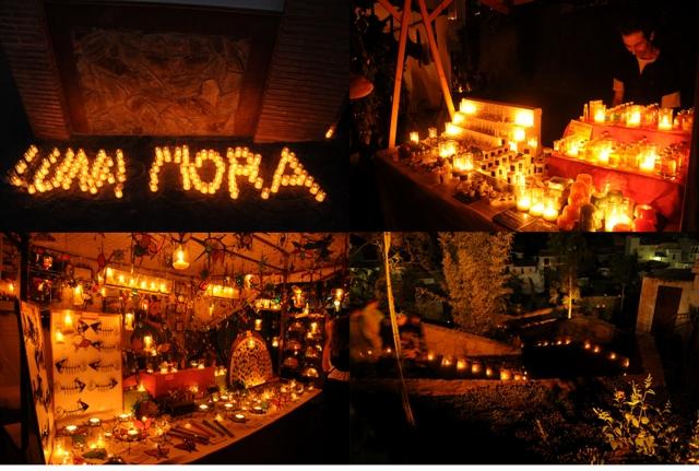 Fiestas típicas en Andalucía: vino, Cascamorras y noches románticas. Fotos cortesía del Ayto Guaro