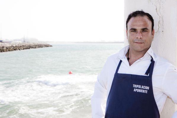 Ángel León, el cocinero gaditano conocido como 'El Chef del Mar', Premio Día Mundial del Turismo.