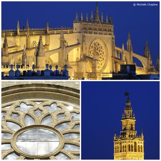 Catedral de Sevlla de estilo Gótico ©Michelle Chaplow. 10 cifras curiosas para describir a Andalucía