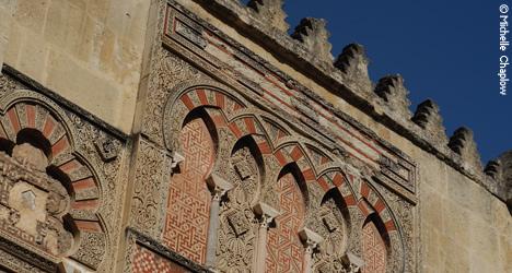 La Mezquita comenzó a construirse a finales del siglo VIII y fue completada 200 años después © Michelle Chaplow