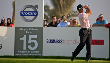 Paul Casey © Volvo in Golf