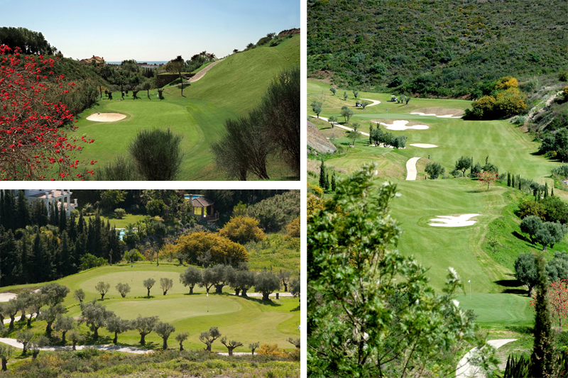 Tramores Golf - Villa Padierna Golf Club